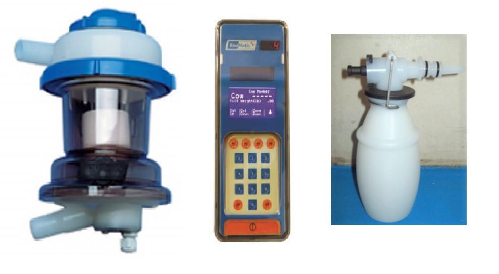 Certified milk meters | ICAR